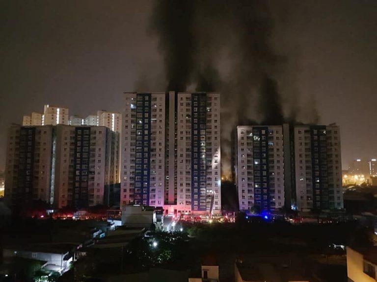 Từ ngày 15/4/2018, Nhà chung cư thuộc diện mua bảo hiểm cháy nổ bắt buộc