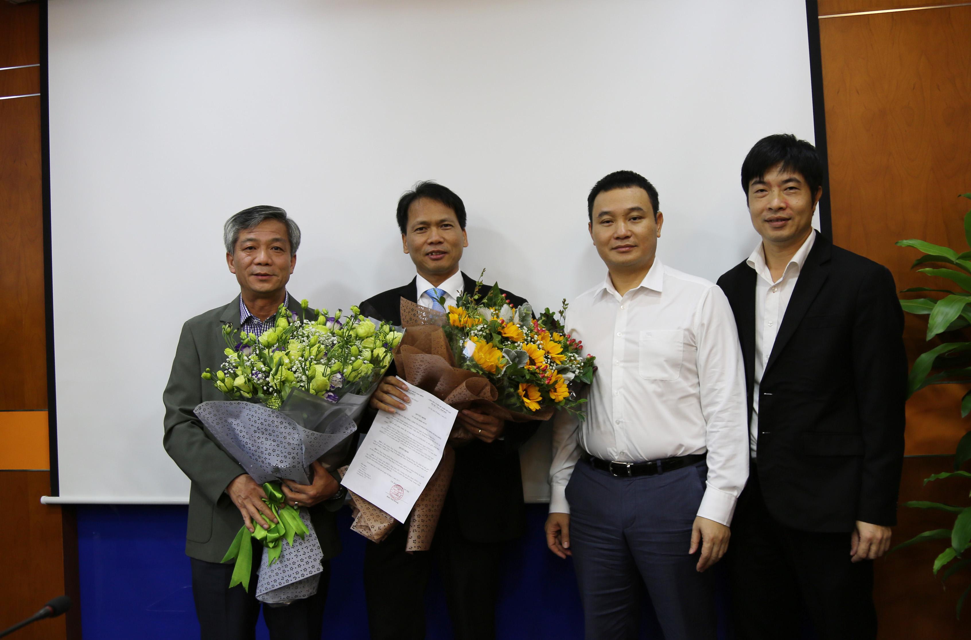 PJICO công bố Quyết định bổ nhiệm Kế toán trưởng