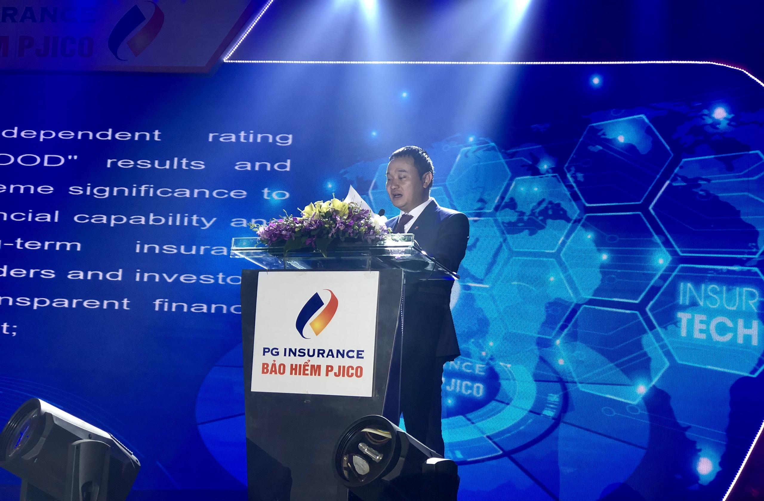 """Tổng Công ty cổ phần Bảo hiểm Petrolimex (PJICO) tổ chức """"Lễ công bố kết quả xếp hạng tín nhiệm quốc tế, Hội nghị khách hàng và Hội nghị các nhà đầu tư"""""""