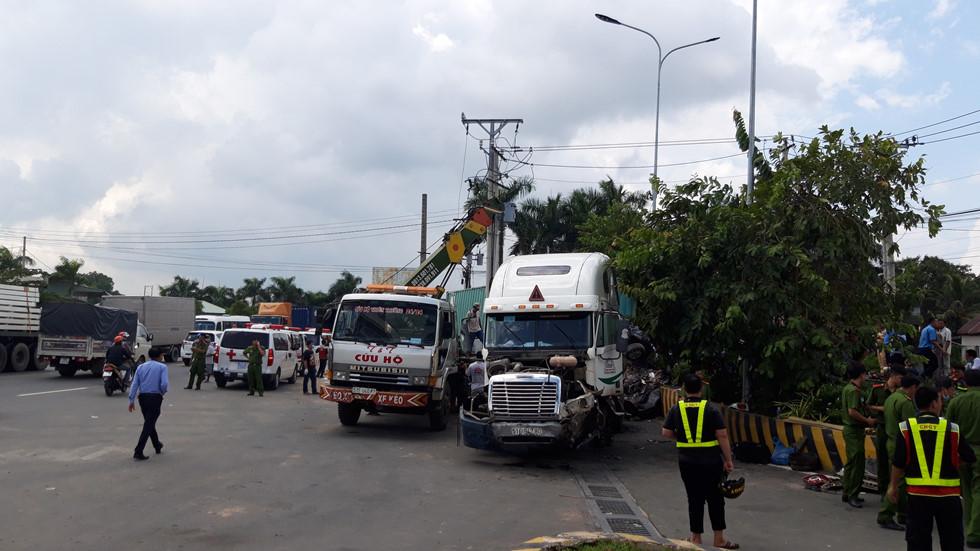 Vụ tai nạn trên quốc lộ 22: PJICO gấp rút tạm ứng bồi thường bảo hiểm