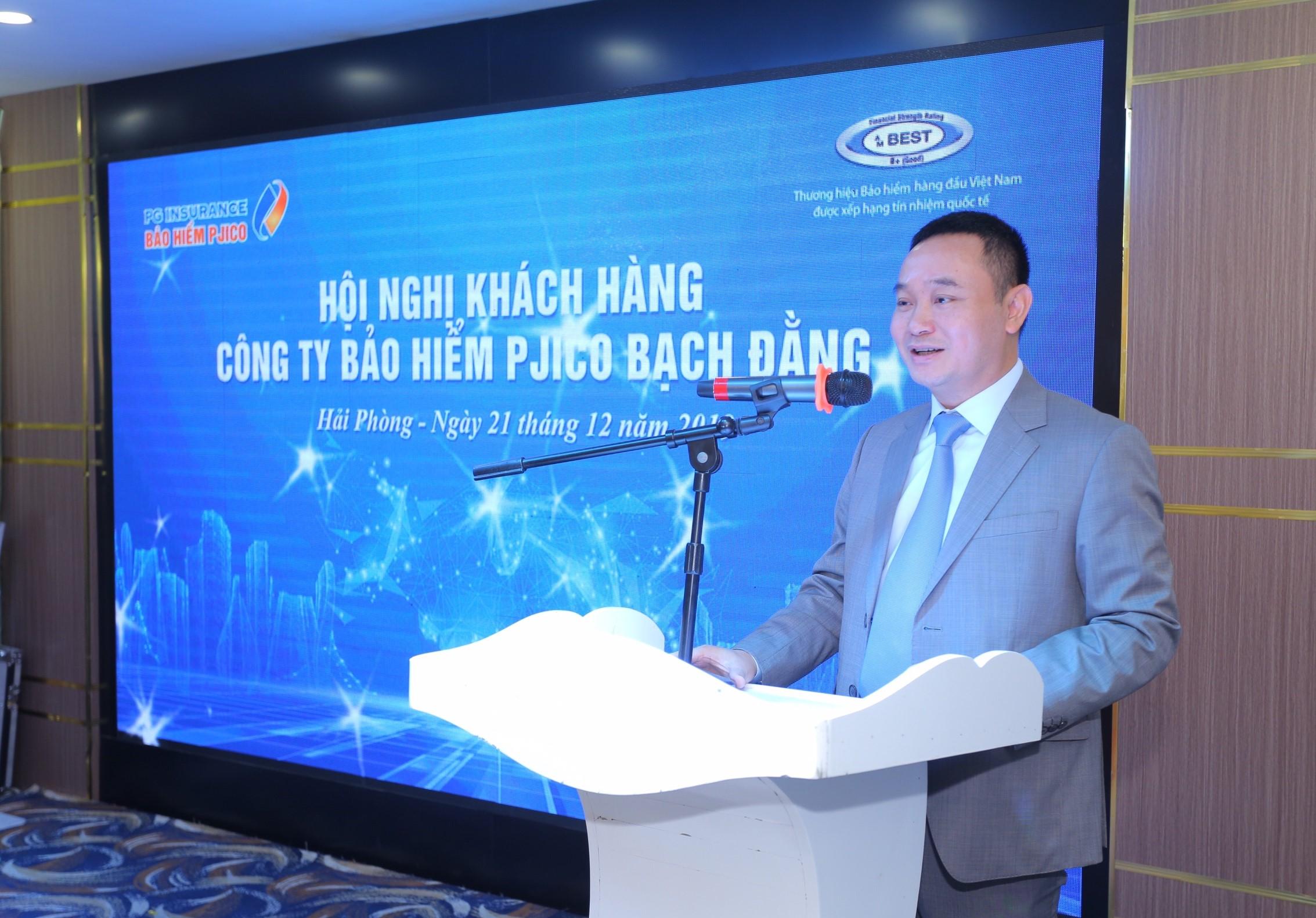 PJICO tổ chức Hội nghị khách hàng tại Hải Phòng