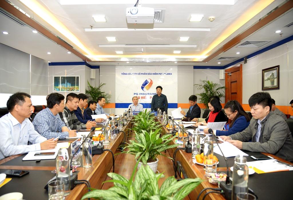 Phó Chủ tịch Ủy ban Quản lý vốn nhà nước tại doanh nghiệp – Hồ Sỹ Hùng làm việc với PJICO