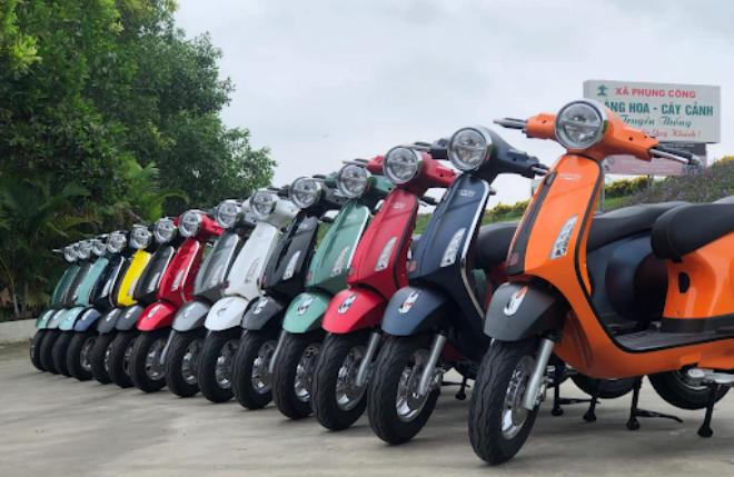 Từ 1.3.2021, xe máy điện chính thức phải mua bảo hiểm