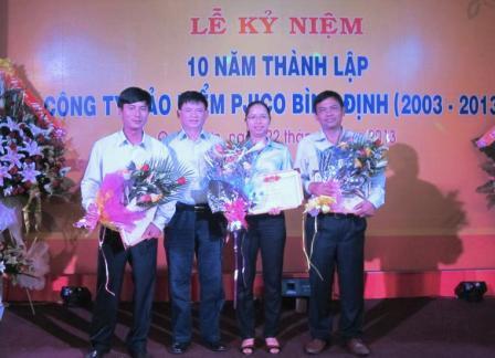 Pjico Bình Định 10 năm xây dựng và phát triển (24-04-2013)