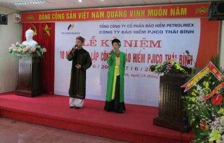 Pjico Thái Bình – 10 năm thành lập (5-7-2013)