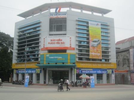 Lễ Khánh thành trụ sở PJICO Yên Bái